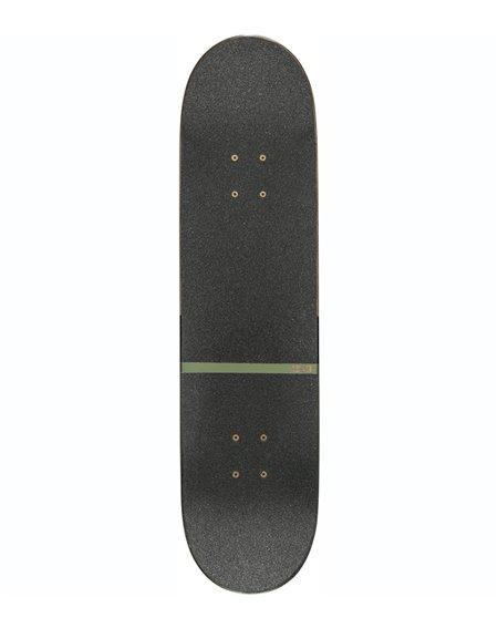 "Globe Skate Montado G2 Half Dip 2 8.00"" Dark Maple/Hunter Green"