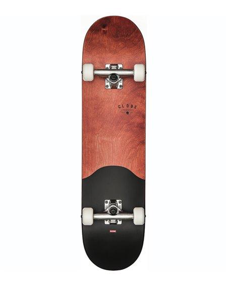 """Globe G1 Argo 7.75"""" Complete Skateboard Red Maple/Black"""