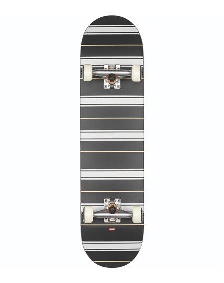 """Globe G1 Moonshine 8.00"""" Complete Skateboard Black Dye"""