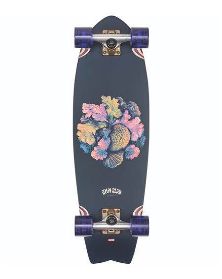 Globe Sun City Skateboard Cruiser Coral Unity