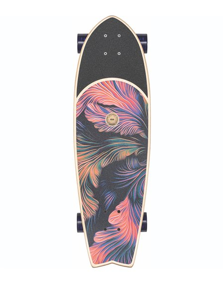 Globe Skateboard Cruiser Sun City Coral Unity