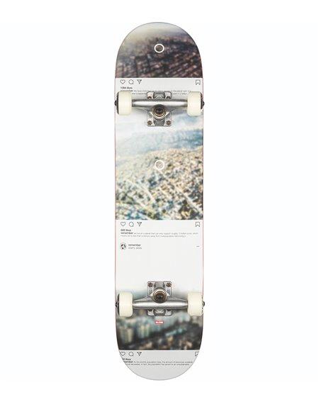 "Globe G2 Sprawl 7.75"" Komplett-Skateboard Metropolypse"