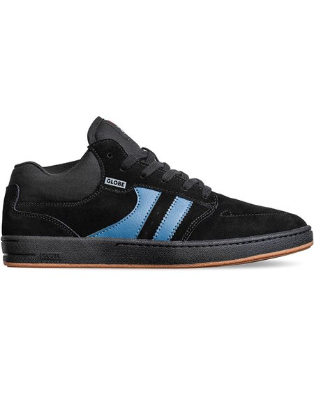 Globe Octave Mid RM Chaussures Sneakers Homme Black/Grey/Blue