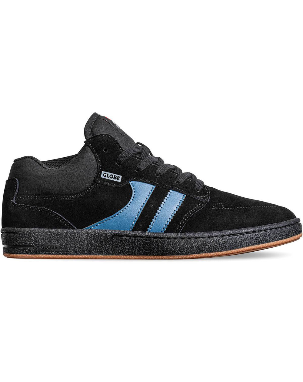 Globe Men's Sneakers Shoes Octave Mid RM Black/Grey/Blue
