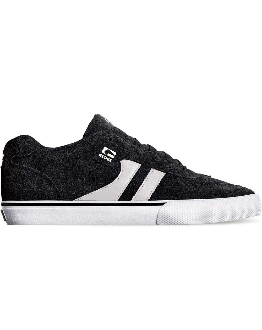 Globe Men's Sneakers Shoes Encore-2 Black/Light Grey