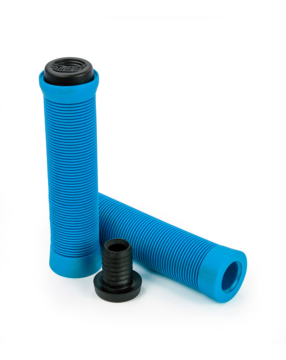 Slamm Scooters Pro Bar Scooter Grips Blue pack of 2