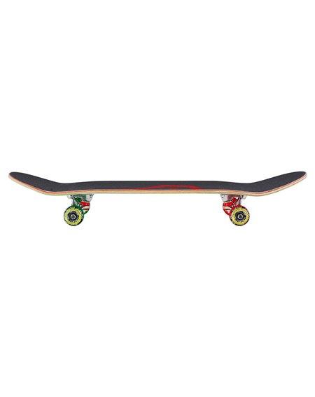 """Blueprint Skateboard Complète Spray Heart V2 8.00"""" Rasta"""
