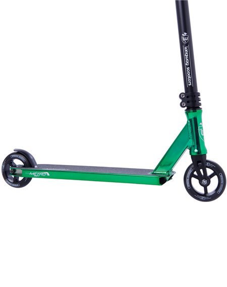 Longway Monopattino Freestyle Metro Shift Emerald Green