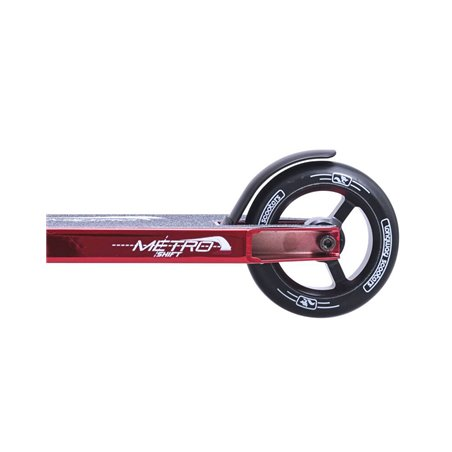 Longway Metro Shift Stunt Scooter Ruby Red