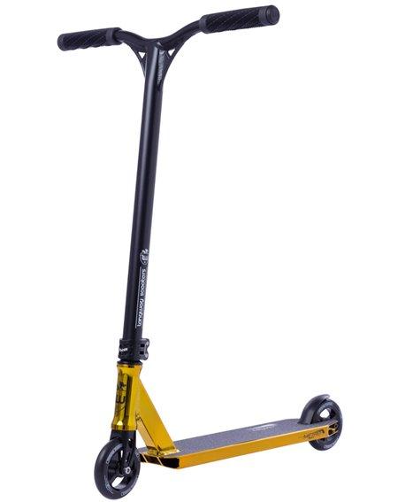 Longway Metro Shift Stunt Scooter Topaz Yellow