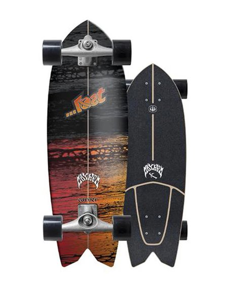 Carver Lost x Carver Psycho Killer CX Surfskate