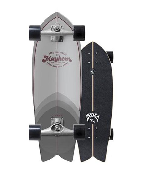 Carver Lost x Carver RNF Retro CX Surfskate