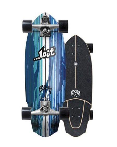 Carver Lost x Carver V3 Rocket C7 Surfskate
