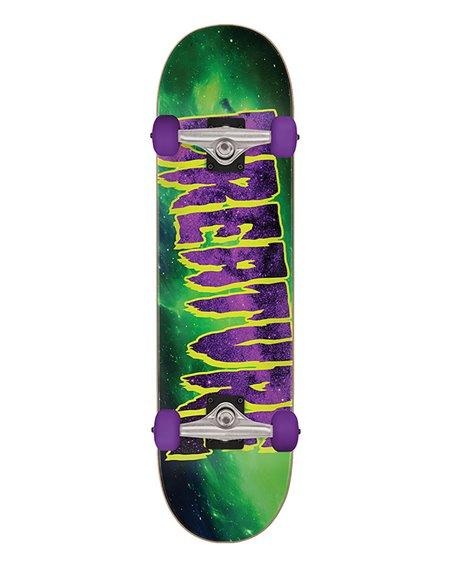 """Creature Skate Montado Galaxy Logo Mid 7.80"""""""
