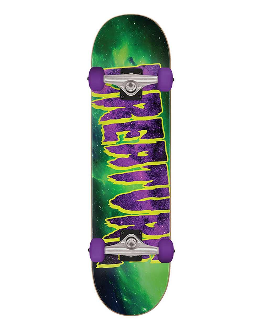 "Creature Skateboard Complète Galaxy Logo Mid 7.80"""