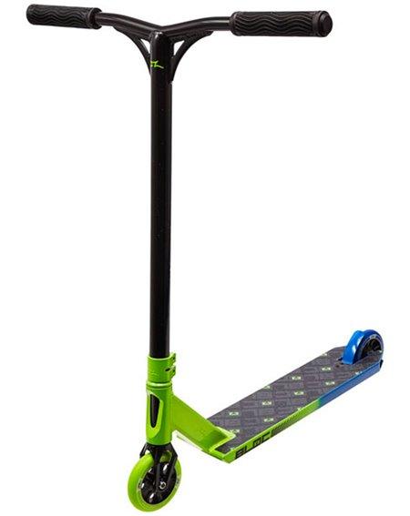 AO Scooters Patinete de Acrobacias Bloc Green