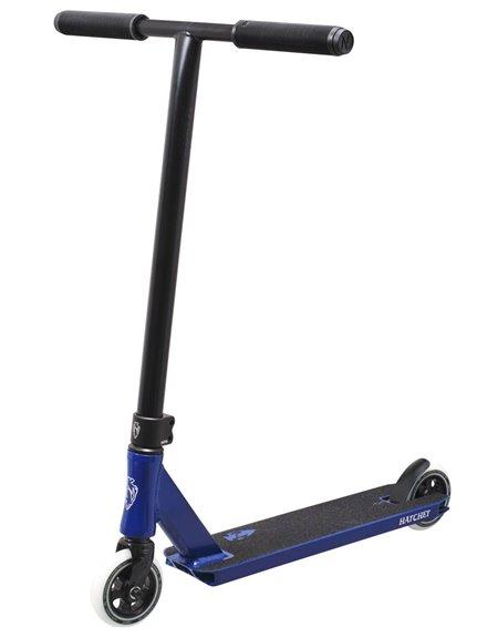 North Scooters Trottinette Freestyle Hatchet 2020 Deep Blue/Black