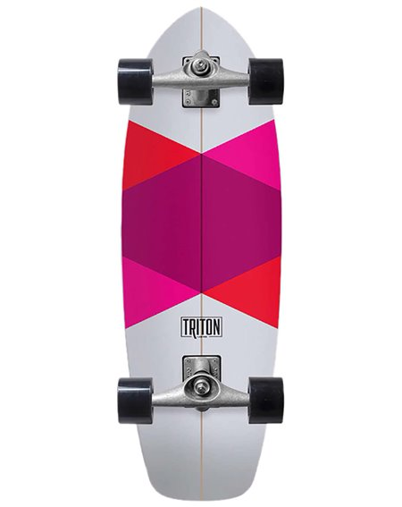 Carver Triton x Carver Red Diamond Surfskate