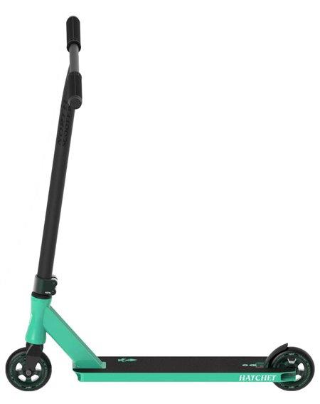 North Scooters Patinete de Acrobacias Hatchet 2020 Seafoam/Forest