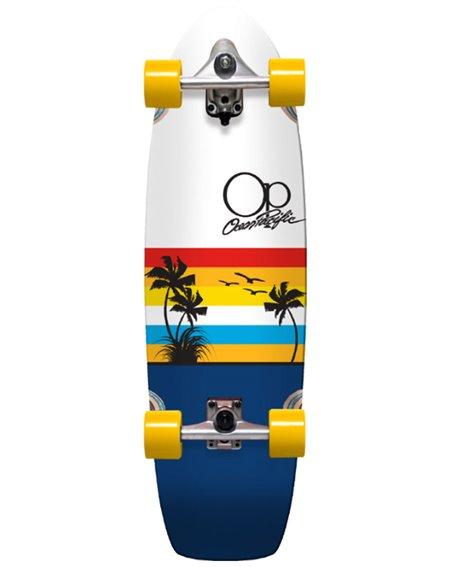Ocean Pacific Surfskate Sunset Navy