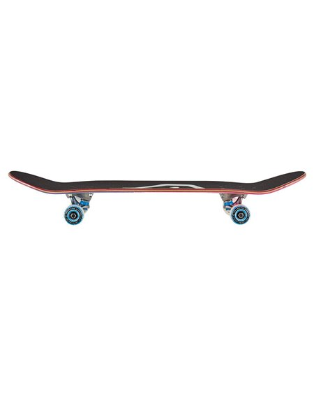 "Blueprint Skateboard Spray Heart V2 8.25"" Blue/Pink"