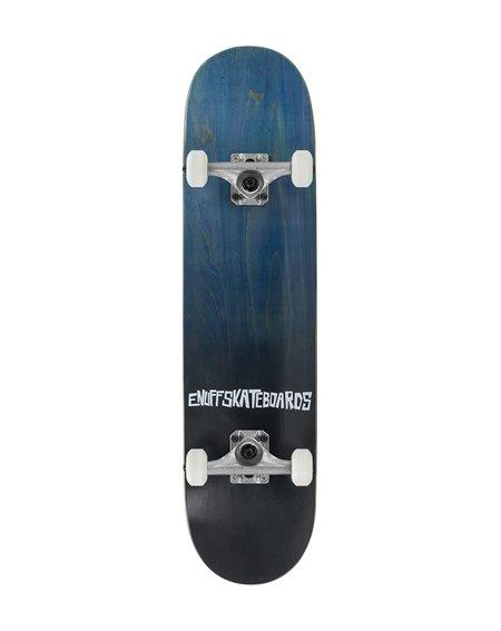 "Enuff Fade 7.75"" Complete Skateboard Blue"
