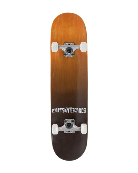 "Enuff Fade 7.75"" Complete Skateboard Orange"
