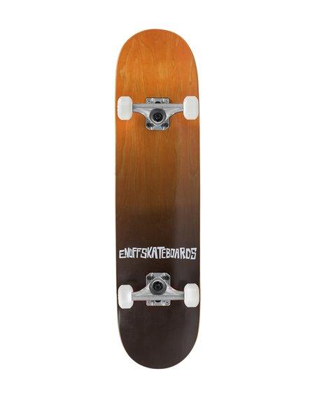 """Enuff Skateboard Completo Fade 7.75"""" Orange"""