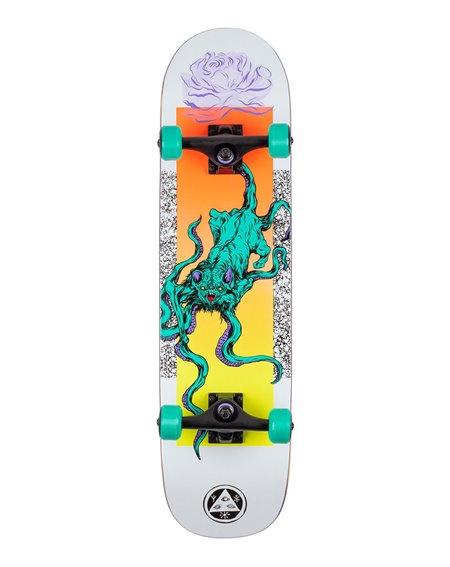 "Welcome Skateboard Completo Bactocat 8.00"""