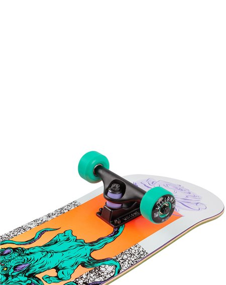 "Welcome Bactocat 8.00"" Complete Skateboard"