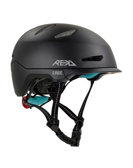 Rekd Protection Urbanlite E-Ride Helmet Black