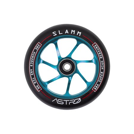 Slamm Scooters Ruota Monopattino Astro 110mm Blue