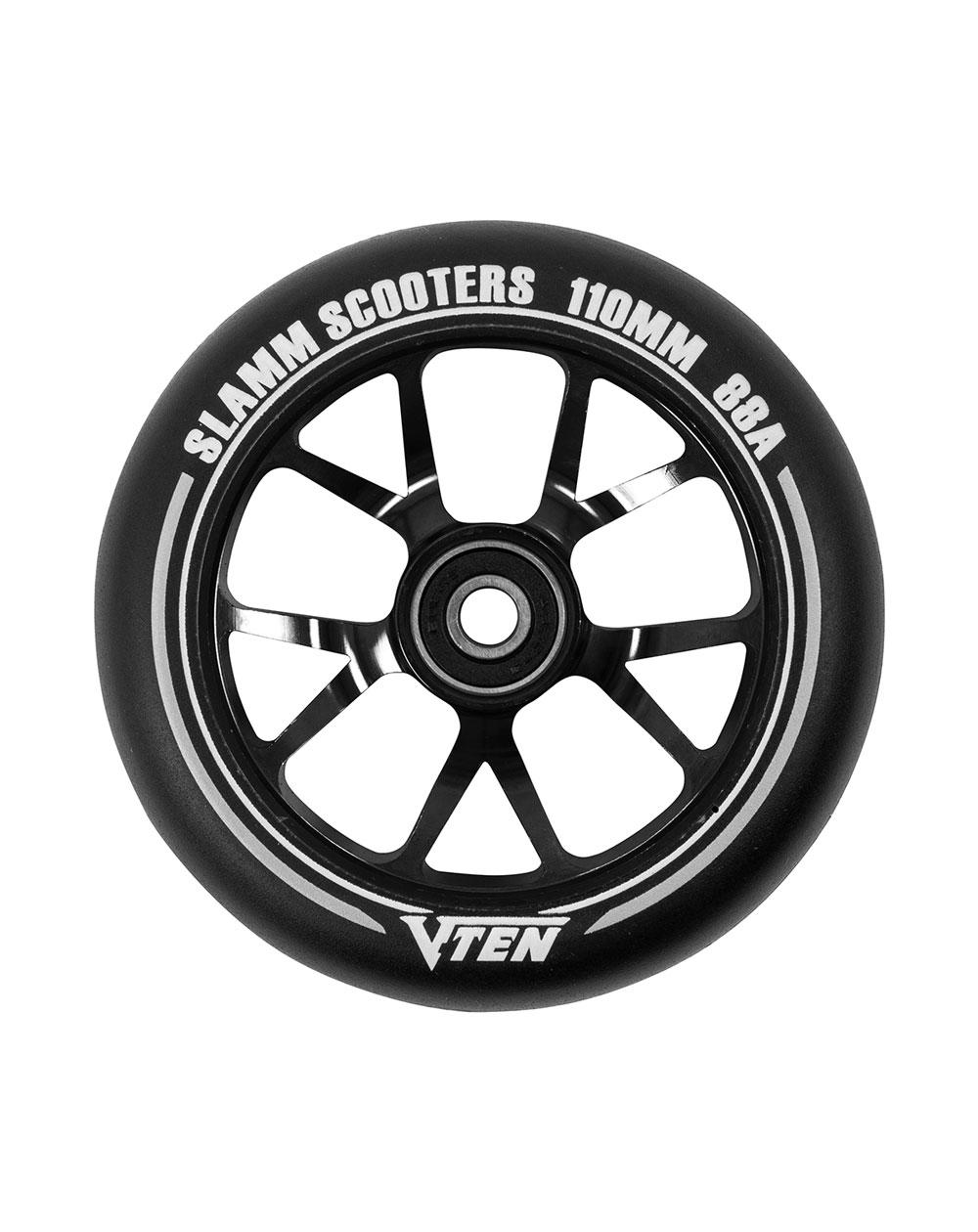 Slamm Scooters Ruota Monopattino V-Ten II 110mm Black