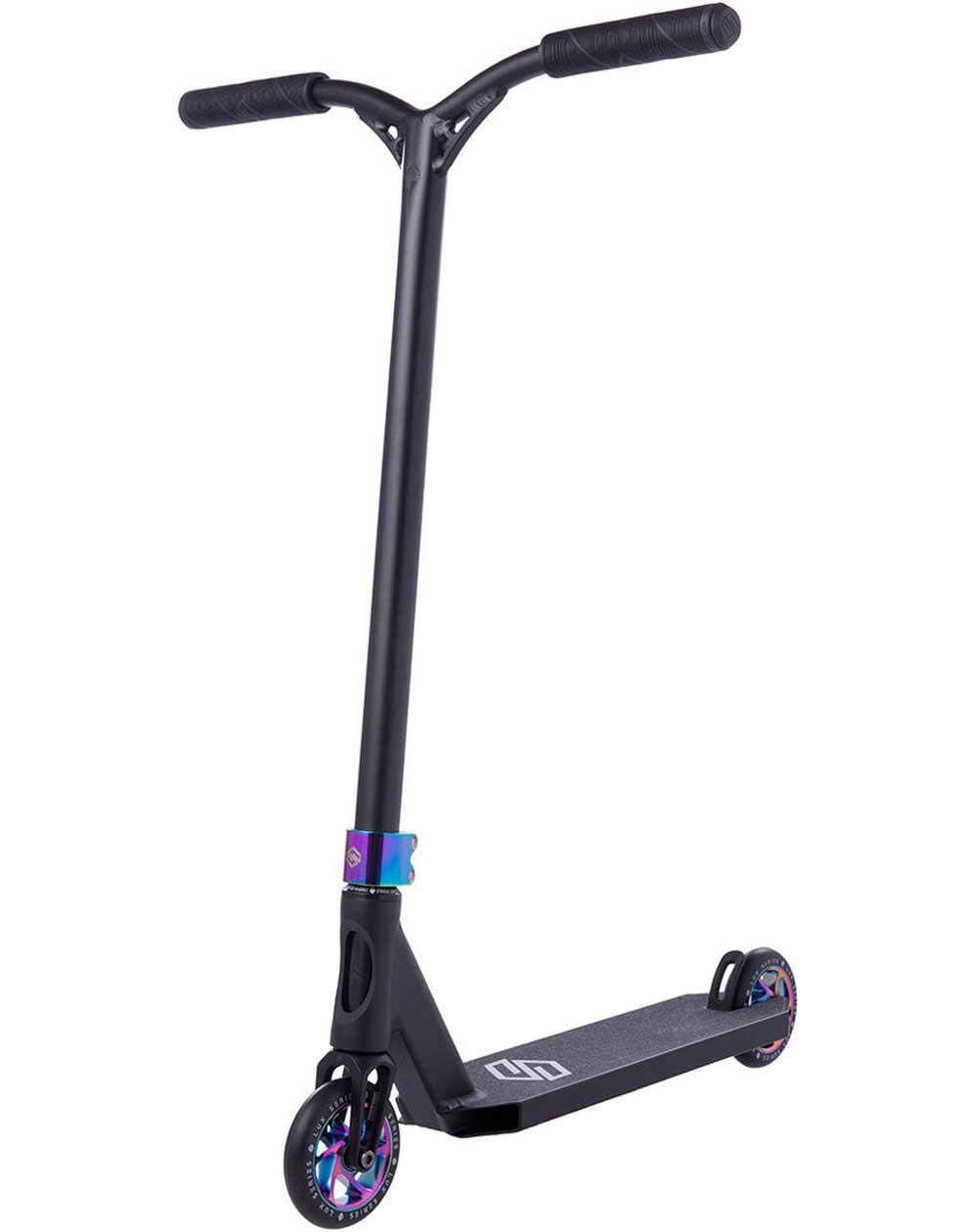 Striker Lux Stunt Scooter Rainbow