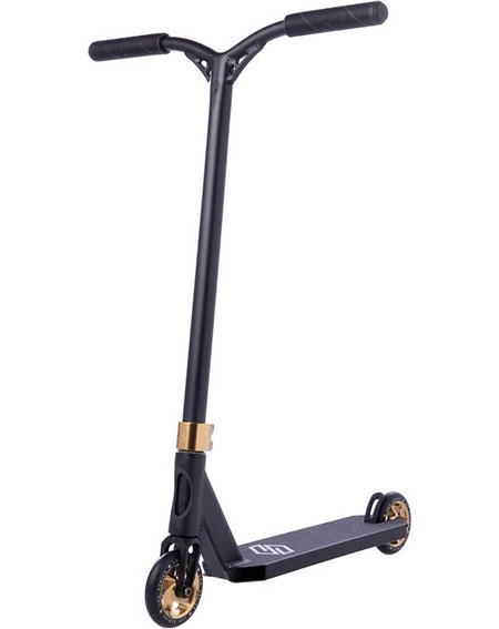 Striker Lux Stunt Scooter Gold Chrome