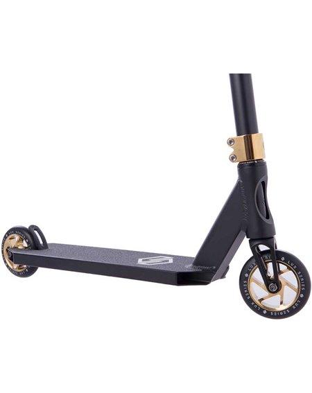 Striker Lux Stunt Scooter Gold Chrome