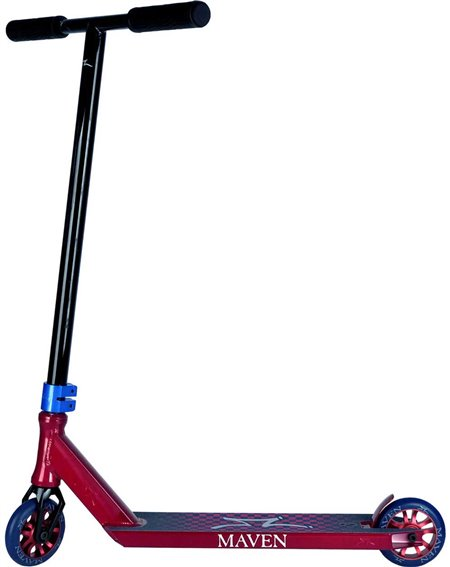 AO Scooters Maven 2020 Stuntscooter Red Gloss