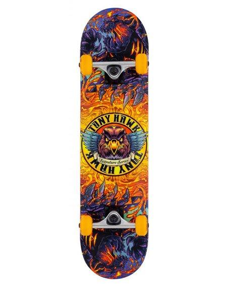 """Tony Hawk Skateboard Completo Lava 7.75"""""""