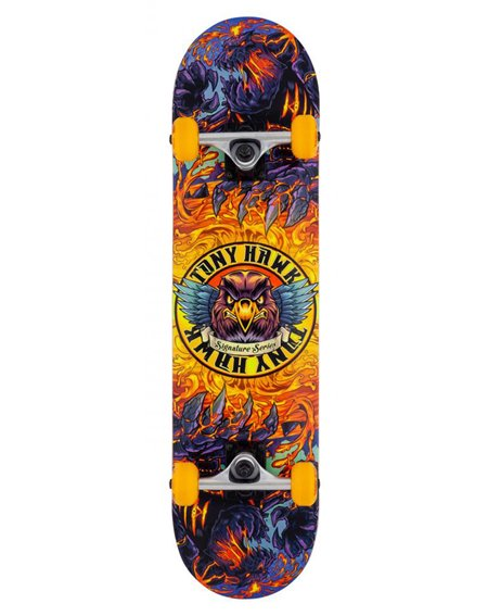 "Tony Hawk Skateboard Lava 7.75"""