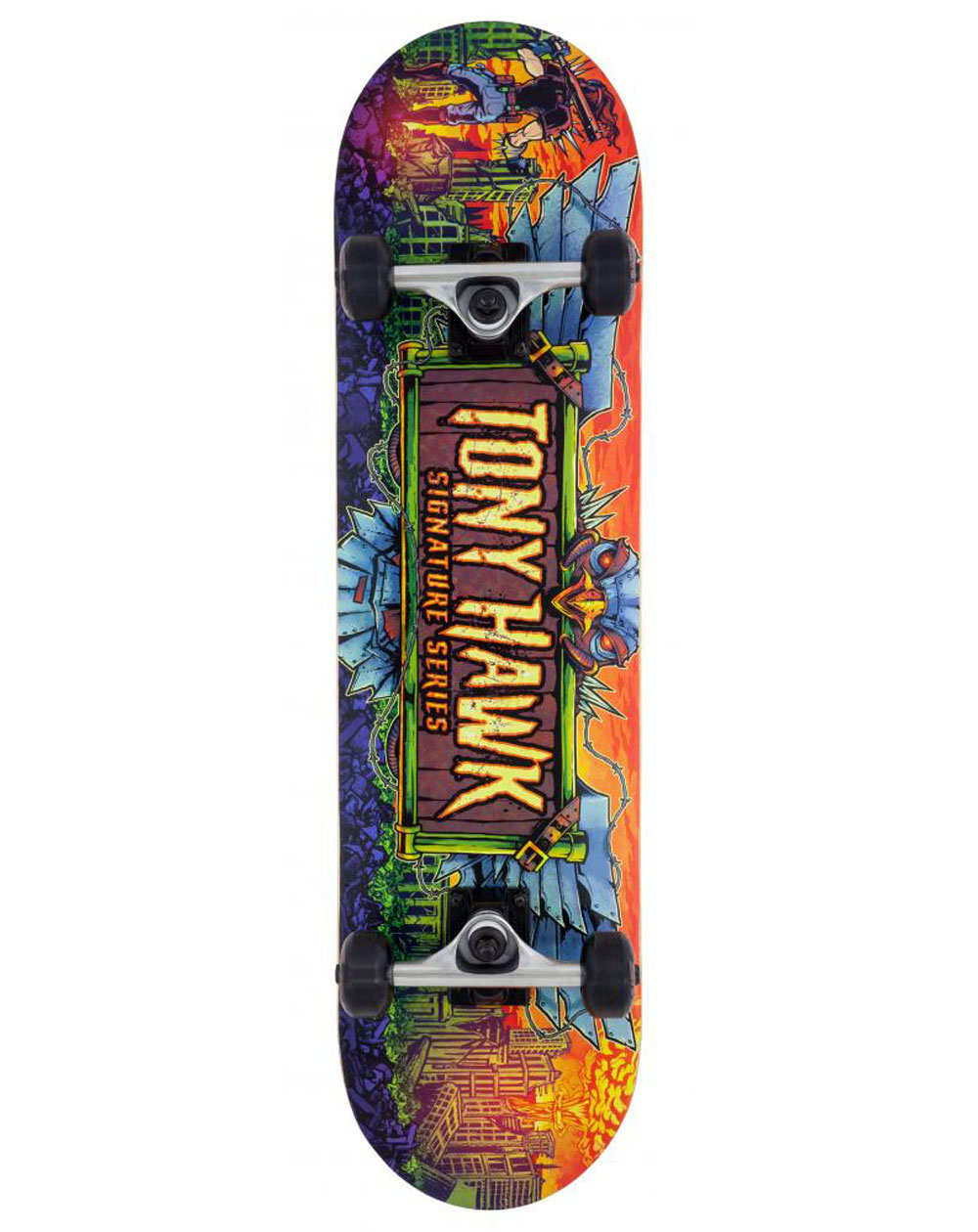 Tony Hawk Skateboard Apocalypse 8.00""