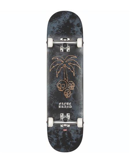 """Globe Skateboard Completo G1 Natives 8.00"""" Black/Copper"""
