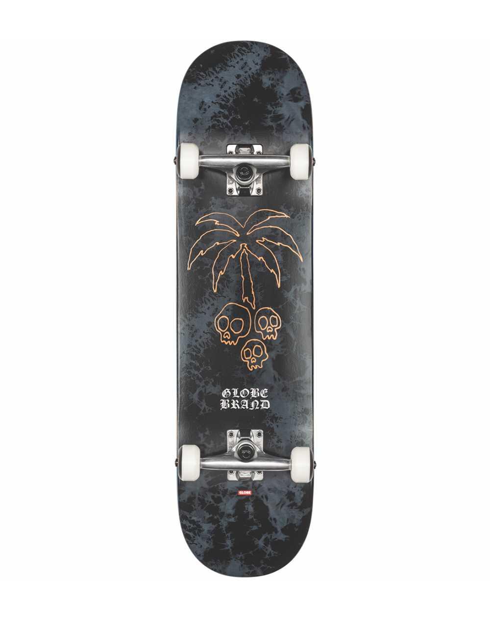"""Globe Skateboard G1 Natives 8.00"""" Black/Copper"""