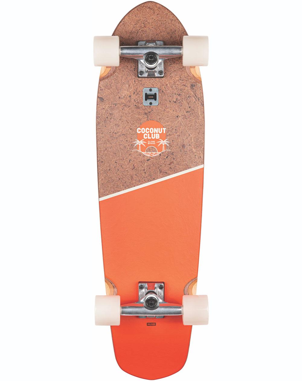Globe Skate Cruiser Big Blazer Coconut/Mandarin