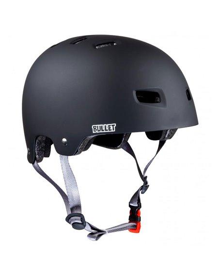 Bullet Safety Gear Casque Skateboard Bullet x Santa Cruz Screaming Hand Rasta