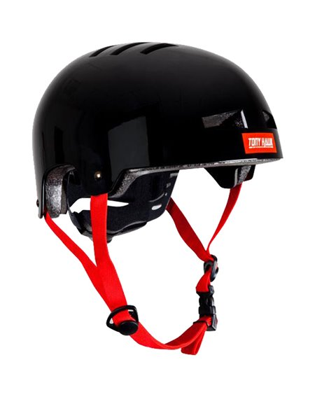 Tony Hawk Set Protezioni Skateboard Junior Protective Set Black/Red