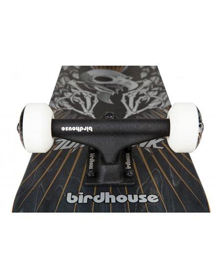 """Birdhouse Skateboard Hawk Wing 7.75"""" Black"""