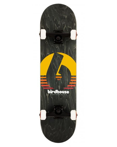 "Birdhouse Skateboard Sunset 8.00"" Black"