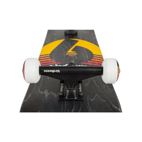 "Birdhouse Sunset 8.00"" Complete Skateboard Black"