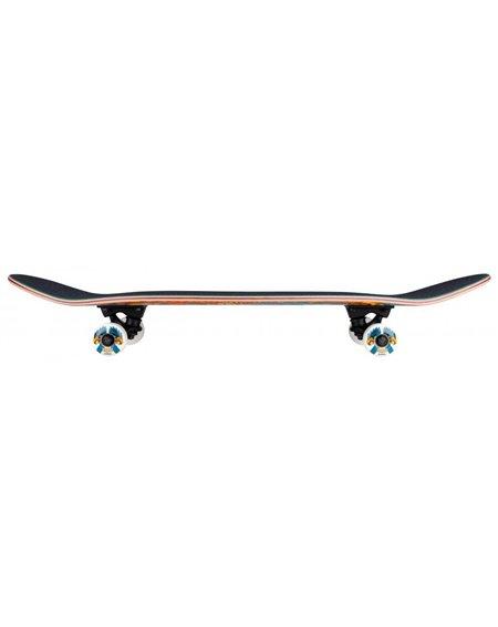 """Birdhouse Skateboard Emblem Circus 7.75"""" Orange"""