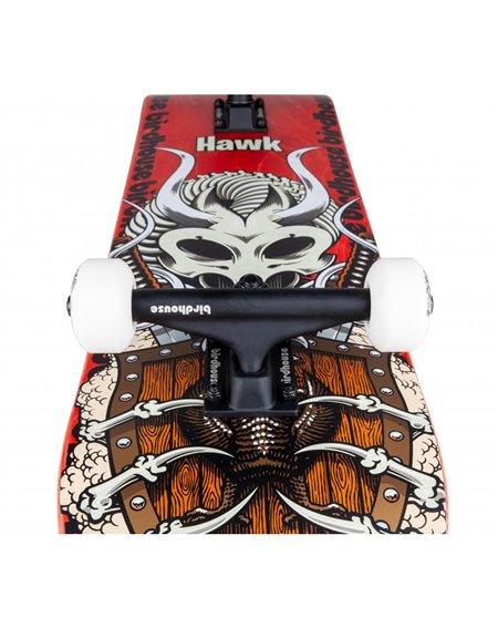 "Birdhouse Skate Montado Hawk Gladiator 8.125"" Red"